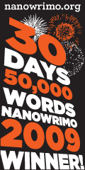 nanowrimo_2009_winner_linda-michelle-randall-the-calamity-girl-the-promotion-the-idea-girl-says