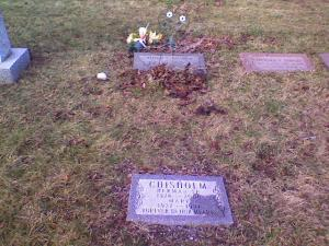 herman james chisholm, herman walter chisholm 1926 - 2006  mary margaret chisholm  1927 - 1997nee brocklebank