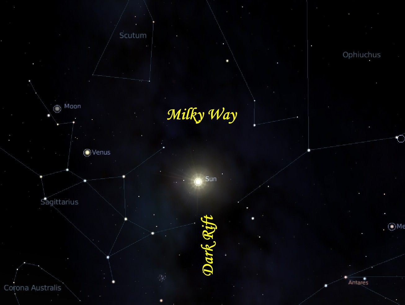 milky way solar system - photo #39