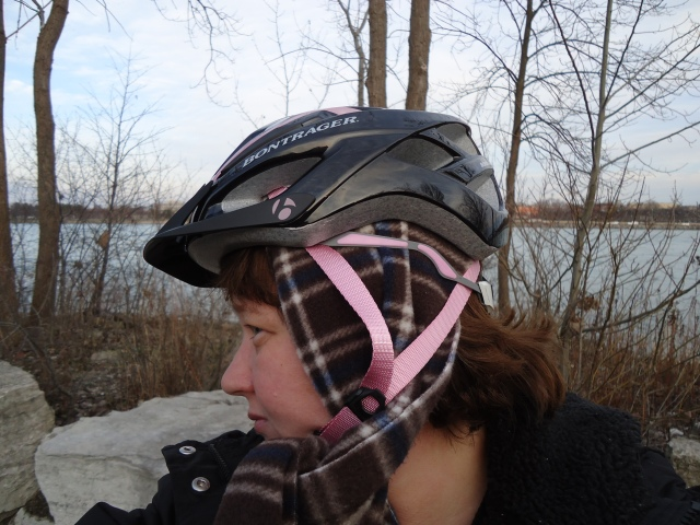 bontrager bicycle helmet linda randall jan 2013