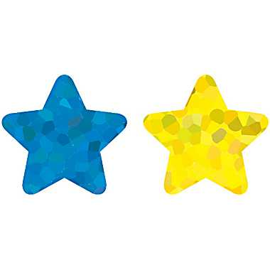 carson dellosa stars multicolor foil shape used for exercising yoga glider rewards for the idea girl linda randall