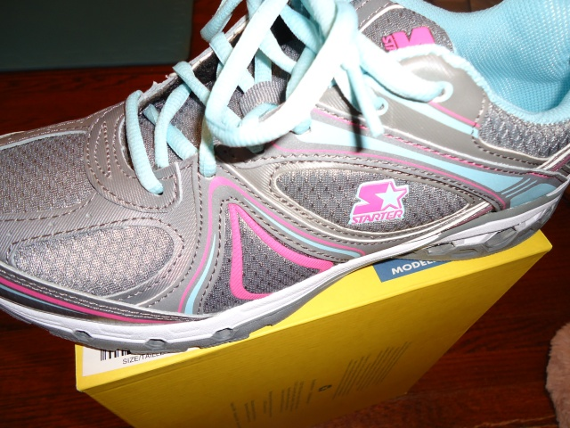 grey pink blue grey starter workout running shoe cushions diabetes knee hip joint pain relief linda randall