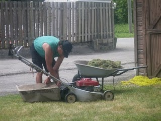Harold Green Cut Guy Wheel barrow pic June 24, 2011
