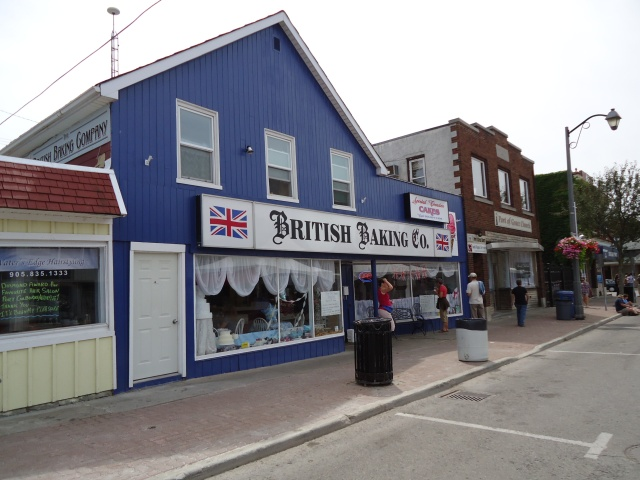 British Baking Co 20 Charlotte St Port Colborne Ontario 905 8344308