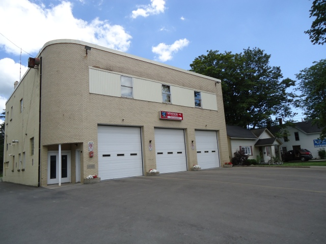 Fire Hall Stn#4 398 Ridge RdN at Dominion Rd - Ridgeway L0S 1N0 905 871 1600 linda randall