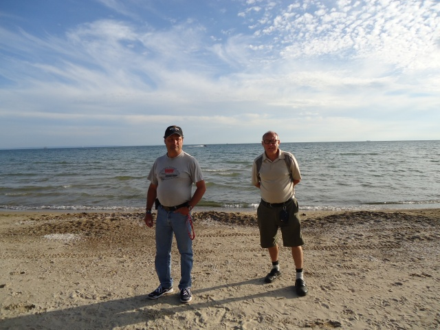 harry clyde on beach pleasant beach rd port colborne ont 5 aug 2013 linda randall