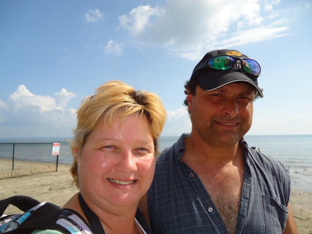 Linda Randall the idea girl says  Harold Chisholm 28 aug 2013 Bernard Rd Beach Park Ridgeway, Ontario Canada Clyde