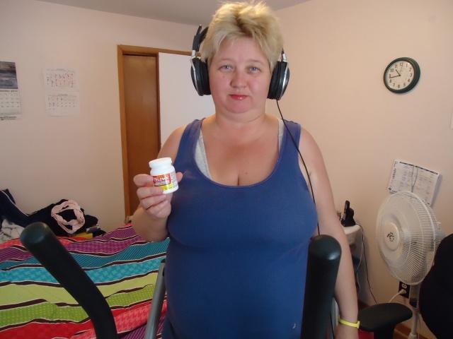 linda randall the idea girl says using tylenol arthiritis makes it easier to exercise 17 sept 2013