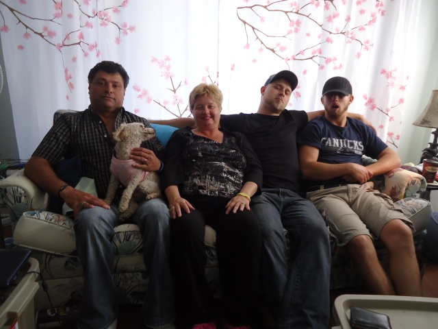 my family chisholm tenbrinkes linda randall 14 sept 2013