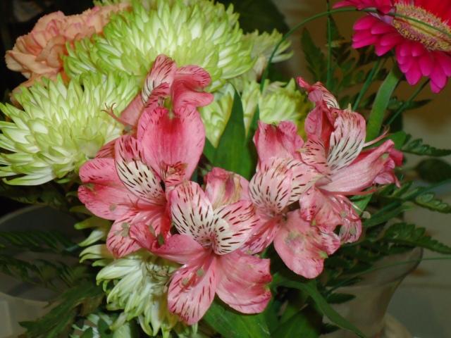 wedding flowers 15 sept 2013 linda randall