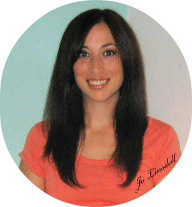 Best Selling Children's Book Author Jo Linsdell Virtual Book Tours Effective Book Promotions - The Idea Girl Says WordPress Author Linda Randall