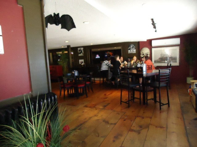 interior trailside bar & grill Ridge Rd N Ridgewayontario canada linda randall
