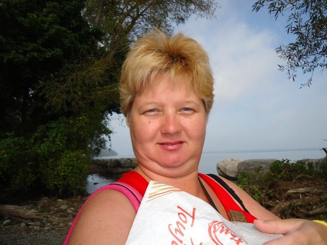 linda randall the idea girl says tim hortons paper niagara on the lake - lake ontario niagara river view 1 oct 2013