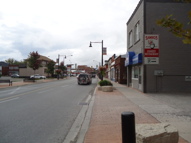 Sambo's Family Restaurant Main St W Port Colborne Ontario Canada L3K 3V7 905 834 6093 Linda Randall