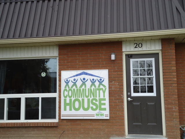 Community House Women's Program 20 Bowden St Fort Erie 289 320 9505 Wintemute  st to Prow ave