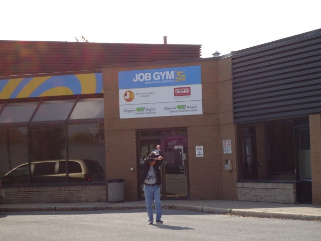 harry job gym 469 central ave fort erie (905) 871-3932