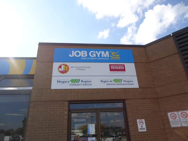 job gym 469 central ave fort erie ontario canada (905) 871-3932