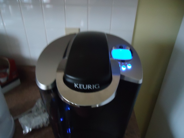 i love our keurig coffee maker at community house  women's group linda randall dec 2013