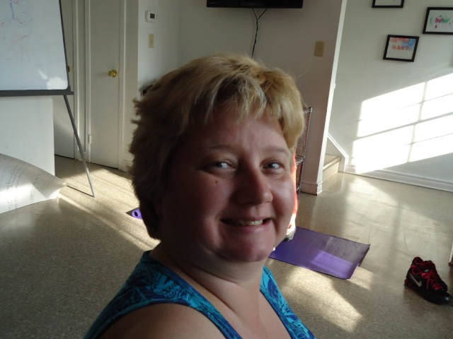 linda randall the idea girl says learns meditation by Ashley Community House 4 Dec 2013 Wellness Wednesdays 1 to 2 pm fort erie