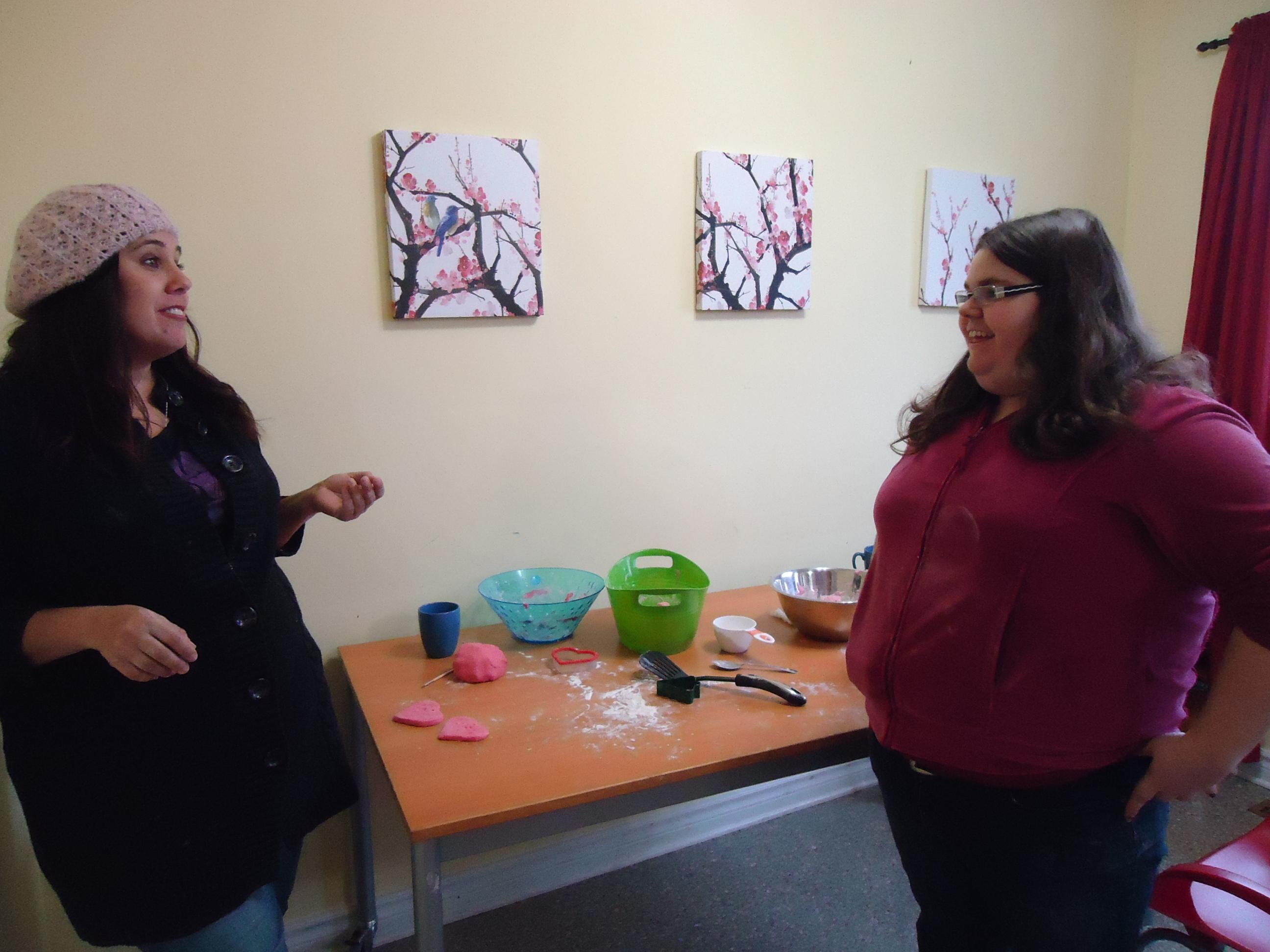 Play Dough Christmas Craft Ideas Linda Chisholm Word Press
