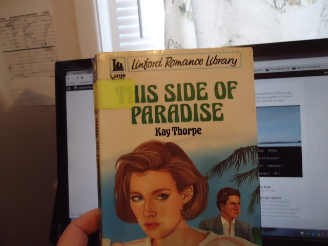 this side of paradise by kay thorpe (photo lind a randall)