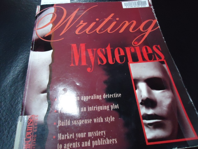 Writing Mysteries NaNoWriMo 2013 Good Reads Linda Randall
