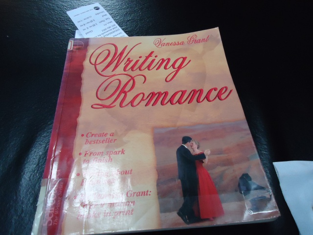Writing Romance Vanessa Grant NaNoWriMo 2013 Good Reads Linda Randall