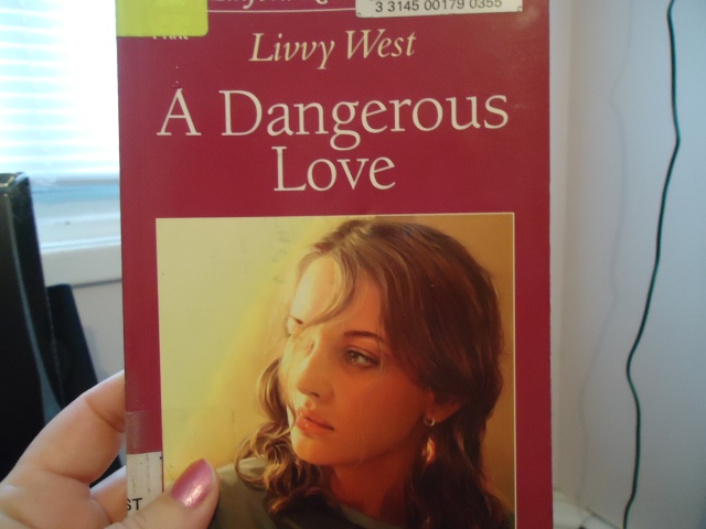 a dangerous love Livvy west