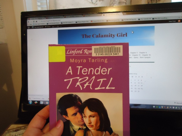 a tender trail moyra tarling
