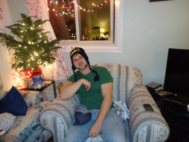 batman hat jeff tenbrinke christmas 2013 linda randall