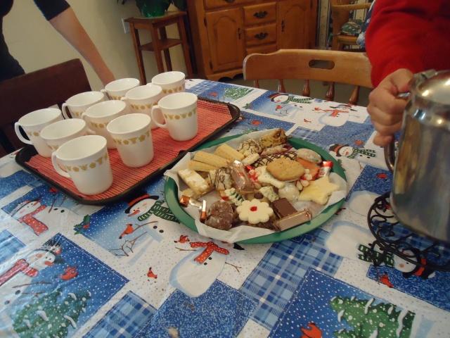 cookies mugs redstacks christmas carols 19 dec 2013 linda randall