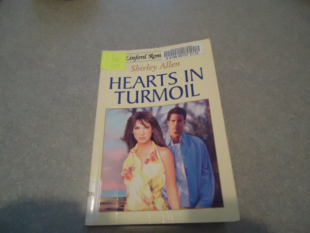 Hearts in Turmoil Shirley Allen