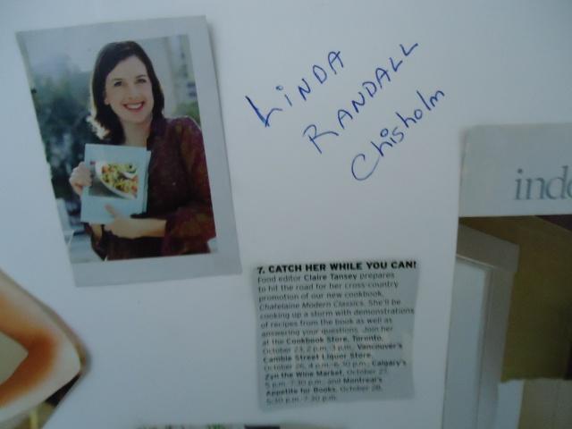 linda randall chisholm goal 2014 published writer novelist