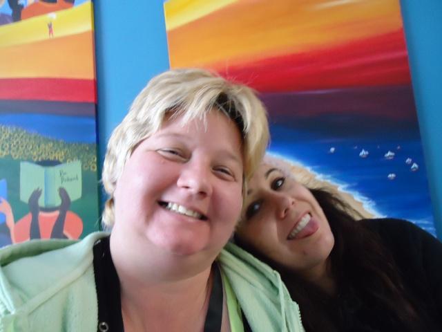 linda randall teresa tighe community house fun 2 jan 2014