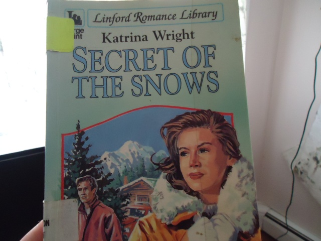 secret of the snows katrina wright