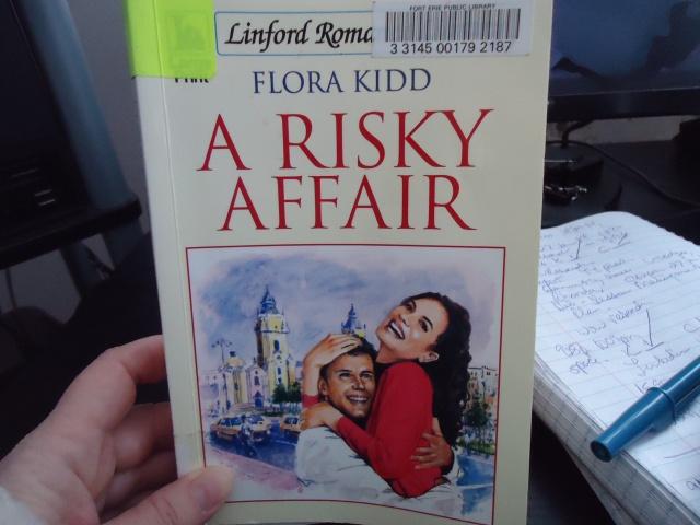 A Risky Affair Flora Kidd