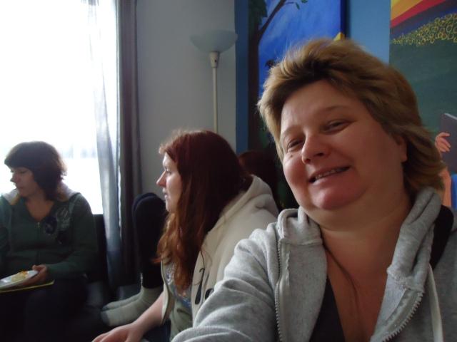cathy nicole linda randall blogger the idea girl says community house 30 jan 2014