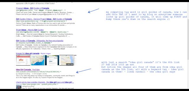 idea girl canada - Google Search