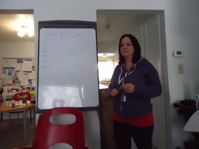 tina teaches weight loss goal techniques no sugar carbs diet 27 jan 2014 linda randall