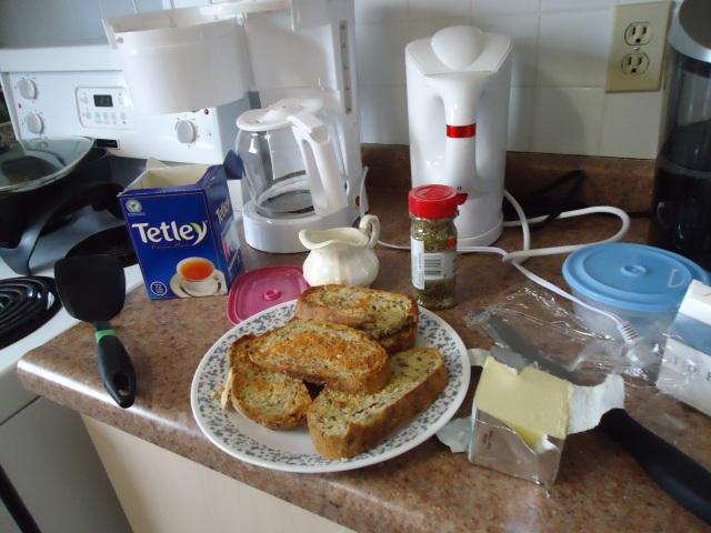 toasted multi grain bread linda randall