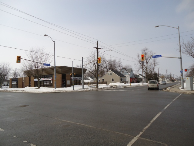 central ave gilmore rd lights avondale fort erie public library bus stops to walmart crystal beach (heads south) and jarvis st (heads north ) linda randall