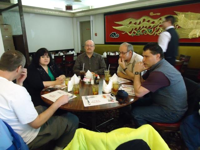 dan linda george clyde server harry happy jacks table ordering chinese foods 15 mar 2014 linda randall