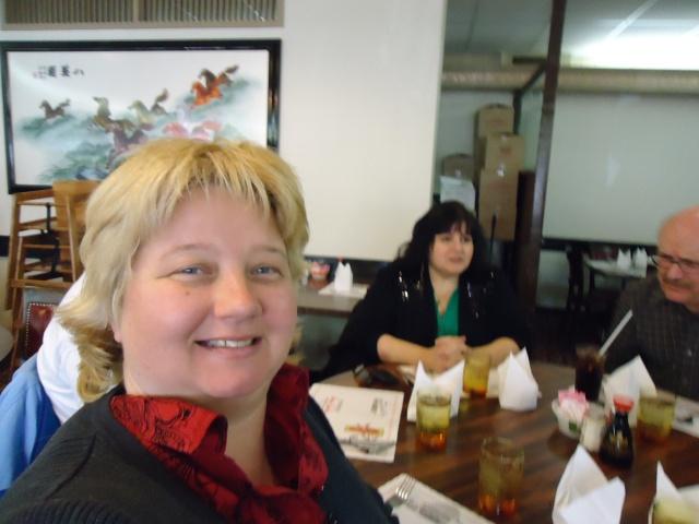 linda randall blogger wedding party dinner happy jacks with linda dan george clyde n harry 15 mar 2014