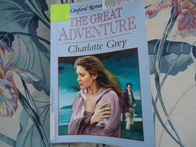 The Great Adventure Author Charlotte Grey - linda randall wordpress
