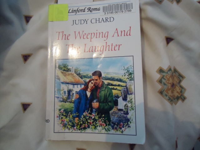 The Weeping and the Laugher by Judy Chard book reviews linda randall the idea girl says
