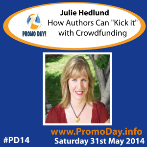 #PD14 presenter banner Julie Hedlund promo day event 31 May 2014