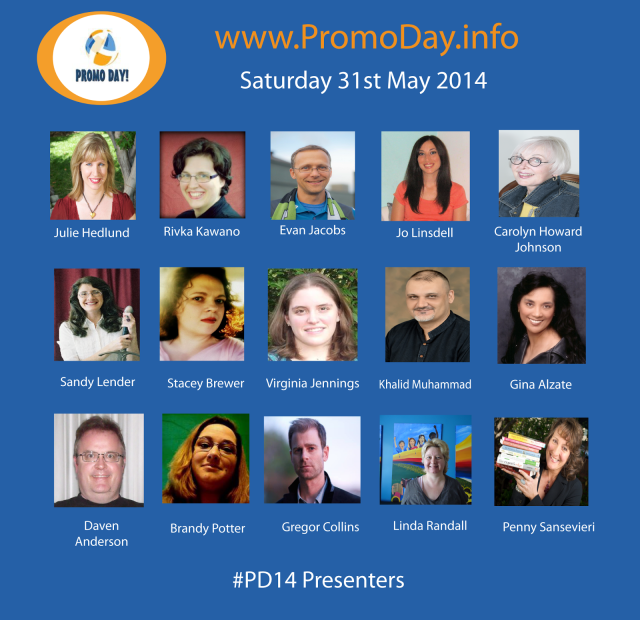 #PD14 presenters banner update 5 may 2014 linda randall the idea girl