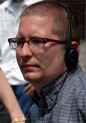 director Theodore (TED) Bezaire The Birder Producer Gerry Lattmann #NIFF 2014 Niagara Film Fest