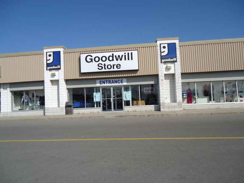 St. Catharines' Christian Benefit Thrift Shop: a three ...