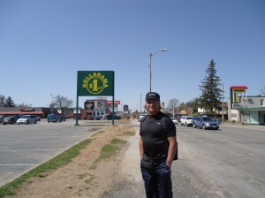 harold-the-ghost-hunter-visits-pizza-hut-dollarama-value-village-lundys-lane-nf-on